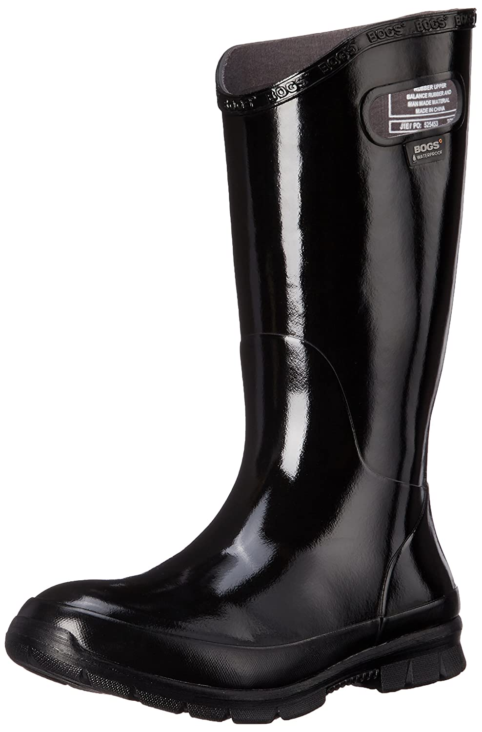 Bogs Women's Berkley Rain Boot B010OZID4K 9 B(M) US|Black