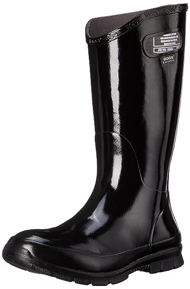 Bogs Womens Berkley Rain Boot       Black