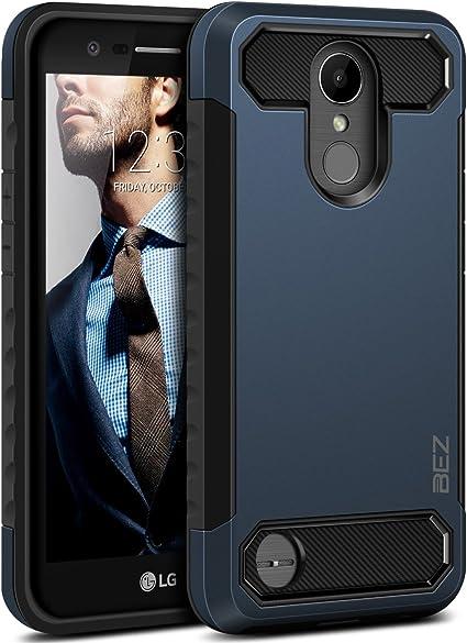BEZ Funda LG K10 2017, Carcasa Compatible para LG K10 2017 Ultra ...