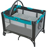 Graco Pack N Play Base Finch (Black/Blue)