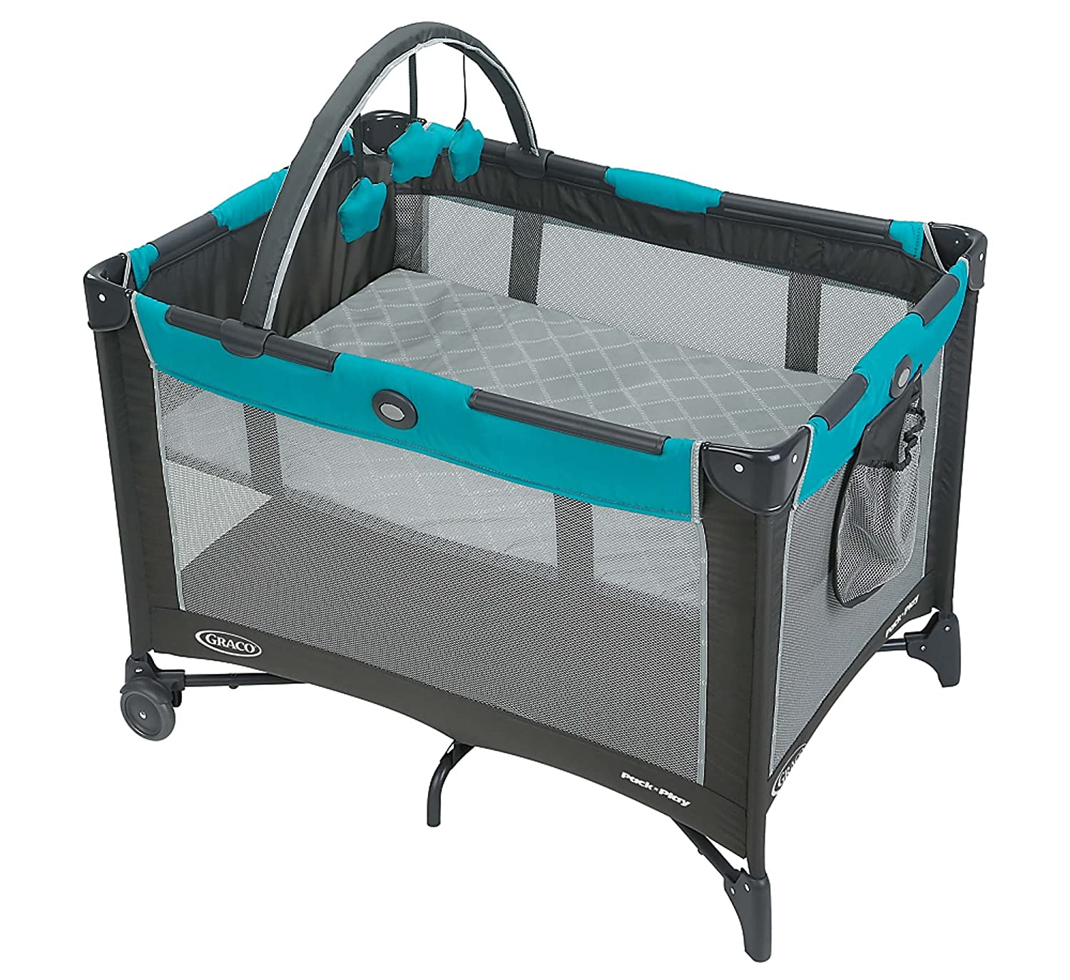 Graco Pack 'n Play On the Go Playard, Finch 1963320