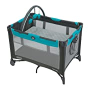 Graco Pack 'n Play On the Go Playard, Finch, One Size