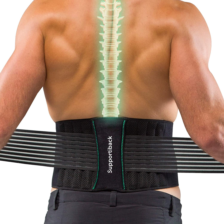 Verstellbarer Geradehalter Rückenstütze für Kinder und Jugendliche Haltungskorrektur Back Support Gürtel mit Einstellbare Größe Unisexes Design gut für Kinder Buckel gut für Kinder Buckel ZJchao