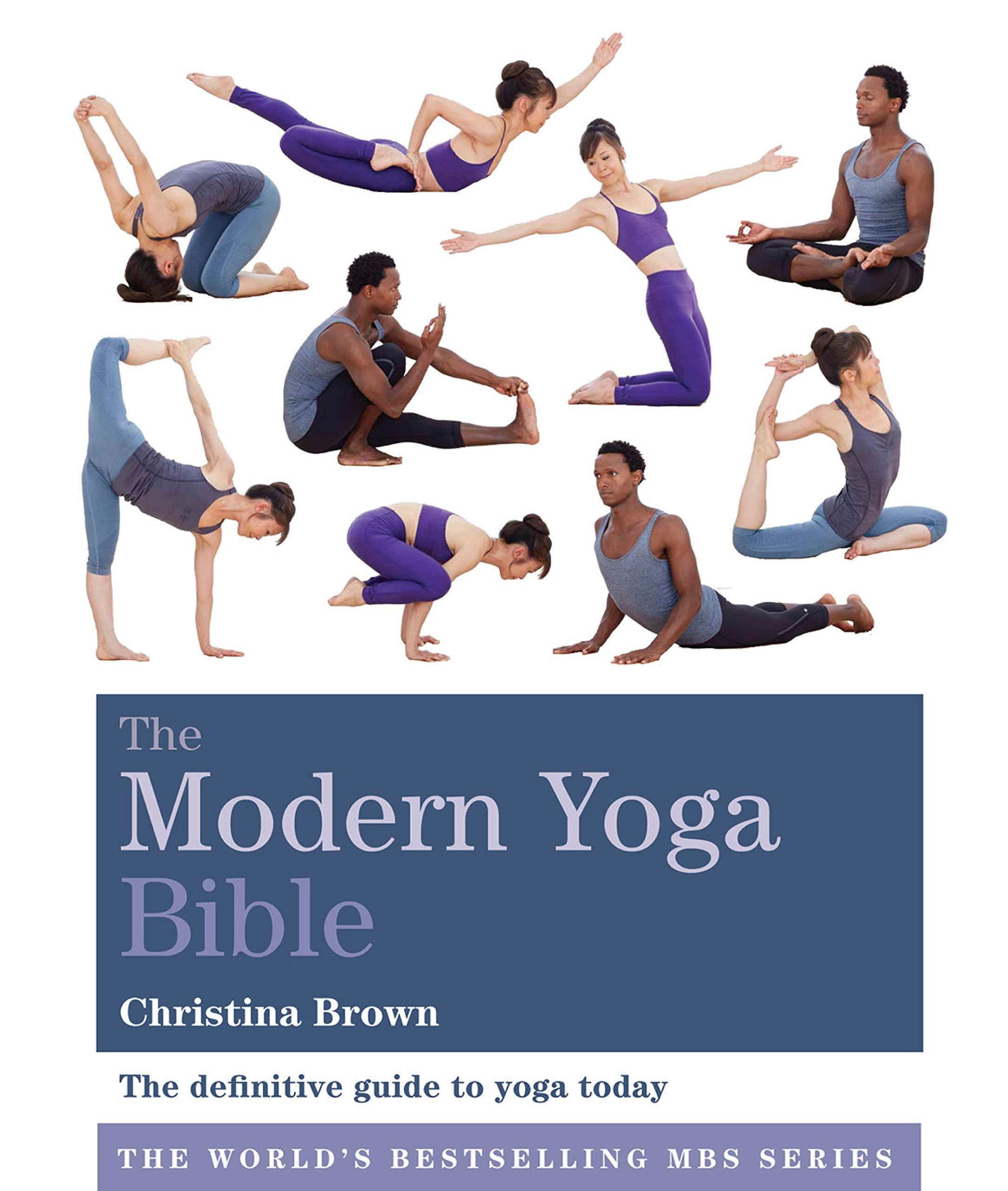 Amazon.com: Modern Yoga Bible (0035313665943): Christina ...