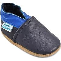 Zapatos de Bebé – Zapatillas de Cuero Niño