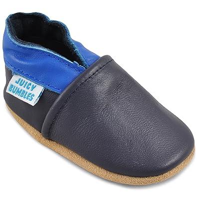 Juicy Bumbles Chaussures Chaussons Bébé Cuir T5uKJc3l1F