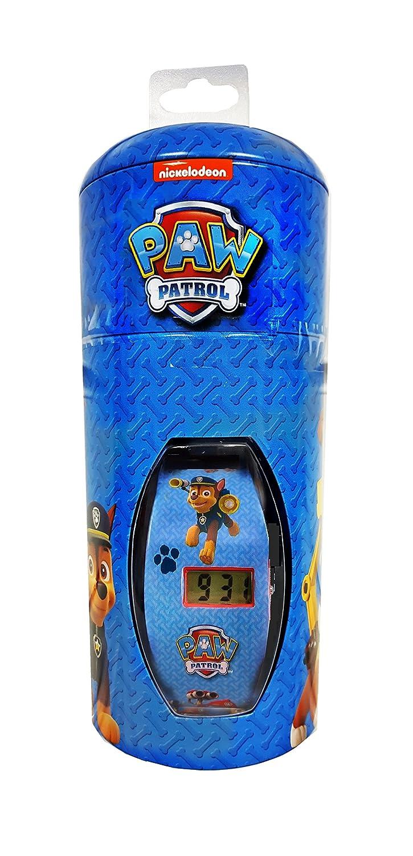 London Europe W-PP06 Paw Patrol - Reloj con Pantalla LCD 3 en 1 ...