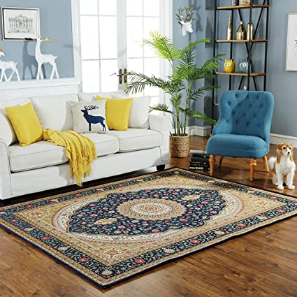 amazon com tangmengyun modern carpet rug for bedroom living room rh amazon com PVC Floor Mat Large PVC Floor Mat Large