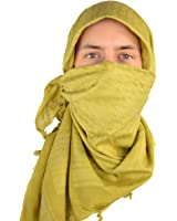 Mato & Hash Military Shemagh Tactical 100% Cotton Scarf Head Wrap