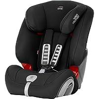 Britax Römer EVOLVA 1-2-3 PLUS Group 1-2-3 (9-36kg) Car Seat - Cosmos Black