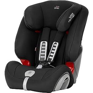 Britax Ršmer EVOLVA 1-2-3 PLUS Group 1-2-3 (9-36kg) Car Seat - Cosmos Black