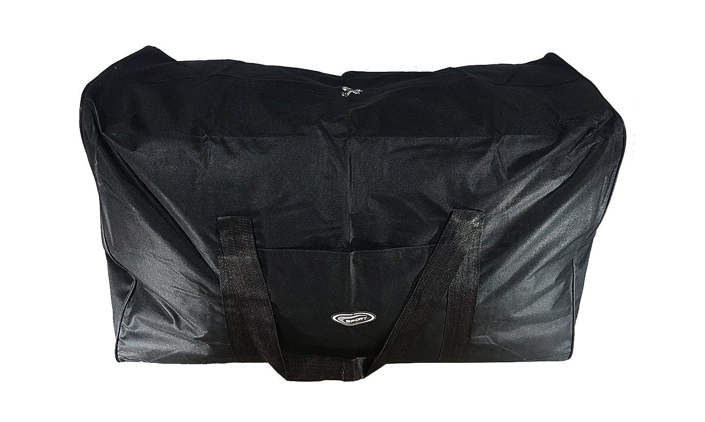 P.I.Sport N.Y. Bolsa de Deporte Grande XXL de 200 litros. Maleta Ideal para Deporte, Viaje, Camping y almacenaje. Lona Muy Resistente e Impermeable