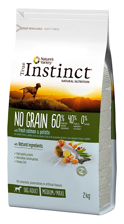 True Instinct Original Adult Mini Agneau Nourriture pour Chien 2 kg 922282