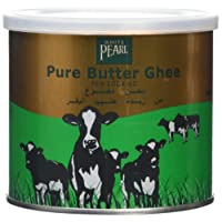 White Pearl Pure Butter Ghee 500 g (Pack of 2)