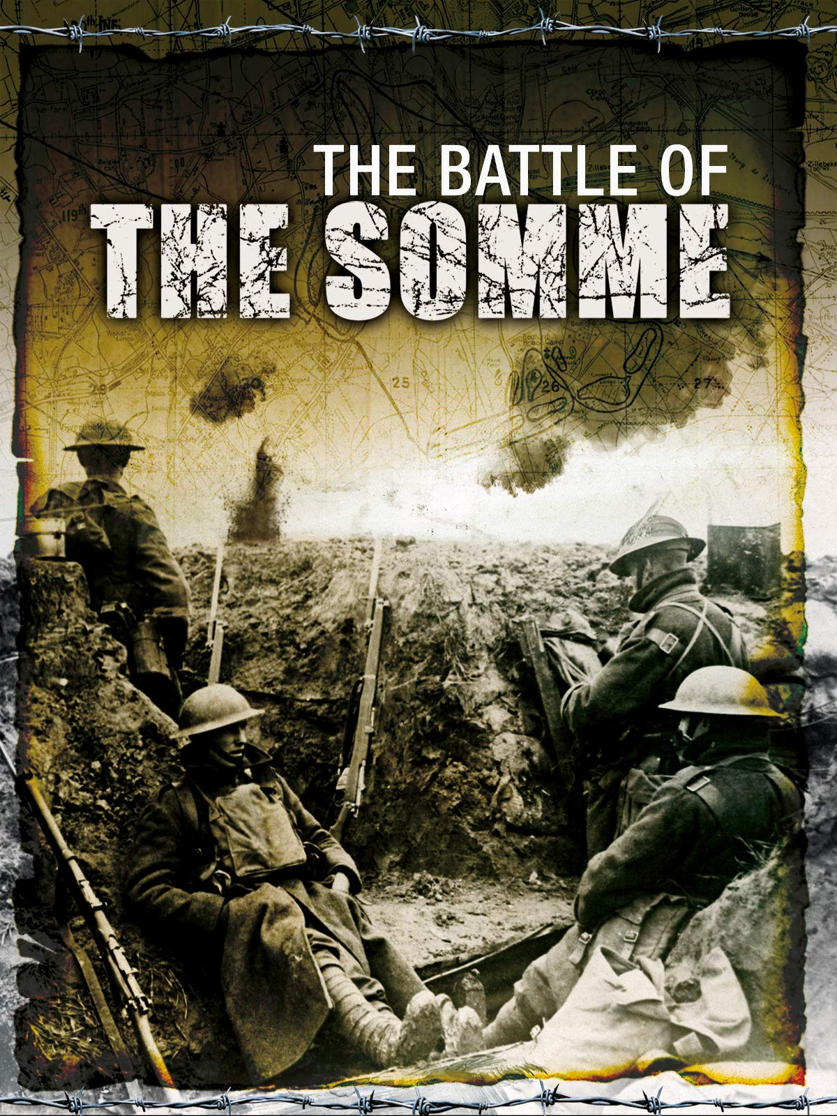 Battle Of The Somme on Amazon Prime Video UK