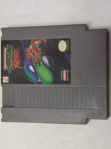 Amazon.com: Teenage Mutant Ninja Turtles Tournament Fighters ...