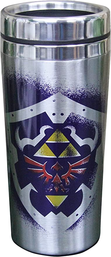 Legends of Zelda Travel Mug