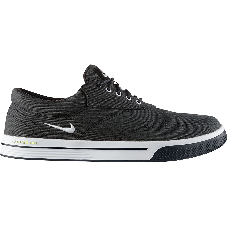 sports shoes a475e b1b24 Nike Golf Men s Nike Lunar Swingtip CVS w-m, Anthracite Black Volt White  11.5 W US