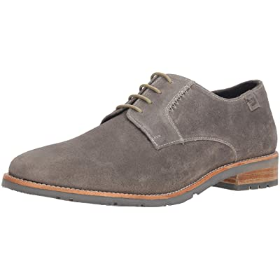 Ben Sherman Men's Rugged Leather Ox Oxford: Shoes