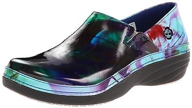 Timberland Pro Women's Renova Shattered Glass Clog,Shattered Glass,5.5