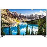 "LG 60UJ651V 60"" 4K Ultra HD Smart TV Wi-Fi Nero, Argento"