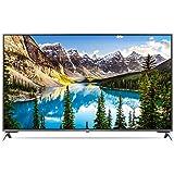 """LG 60UJ651V 60"""" 4K Ultra HD Smart TV Wi-Fi Black,Silver LED TV - LED TVs (152.4 cm (60""""), 3840 x 2160 pixels, LED, Smart TV, Wi-Fi, Black, Silver)"""
