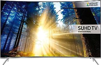 LED 4K SUHD TV CURVO SAMSUNG 55 SMART TV UE55KS7500 SUHD/ 2200Hz PQI/ TDT / 4 HDMI/ 3 USB VIDEO/ WIFI DIRECT/ MANDO UNIVERSAL: Amazon.es: Electrónica