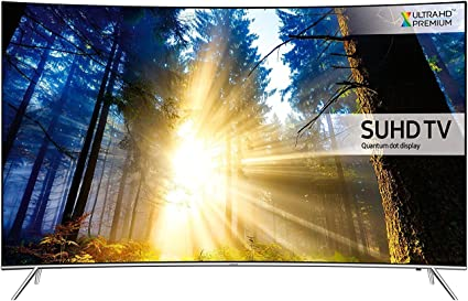 LED 4K SUHD TV CURVO SAMSUNG 55 SMART TV UE55KS7500 SUHD/ 2200Hz ...
