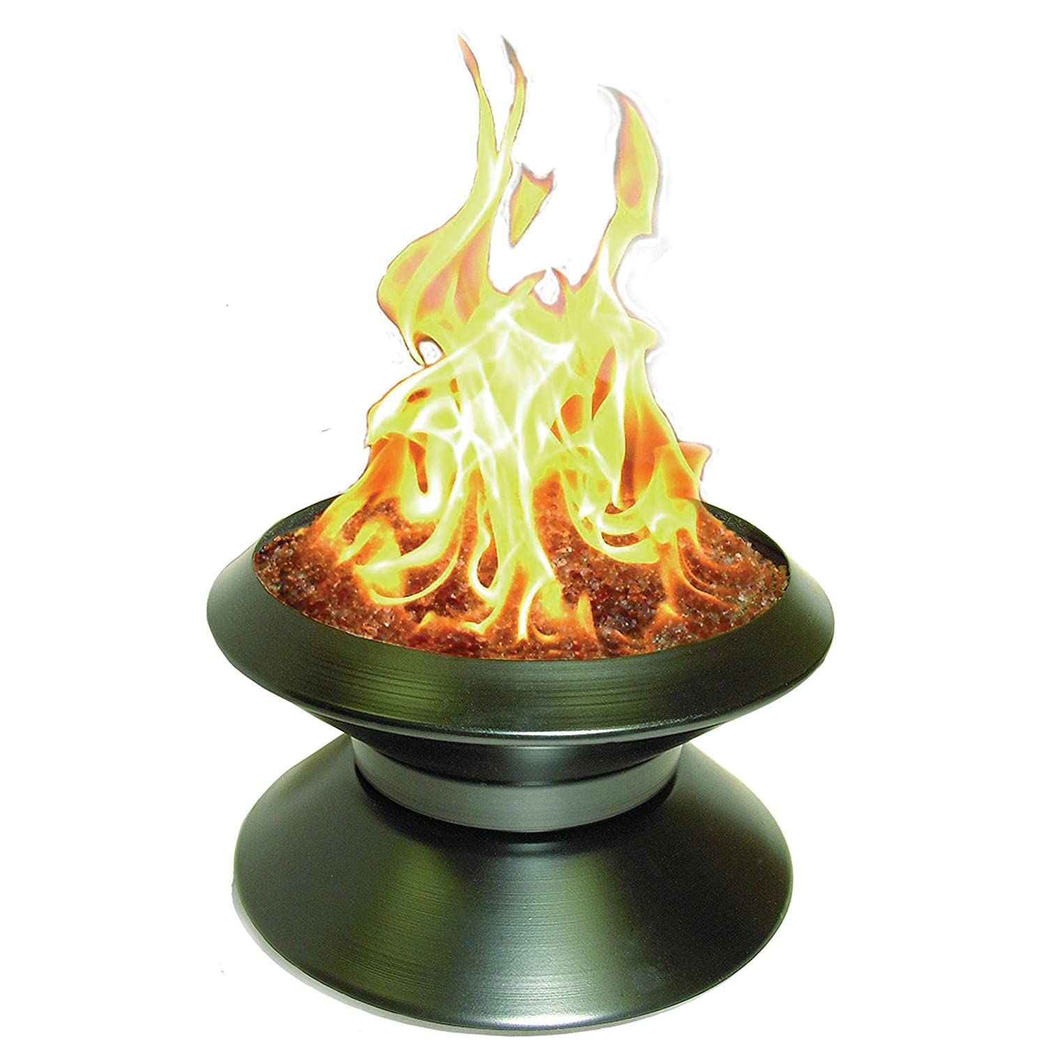 Convert-A-Ball Fire Dancer Portable Patio Fire Pit