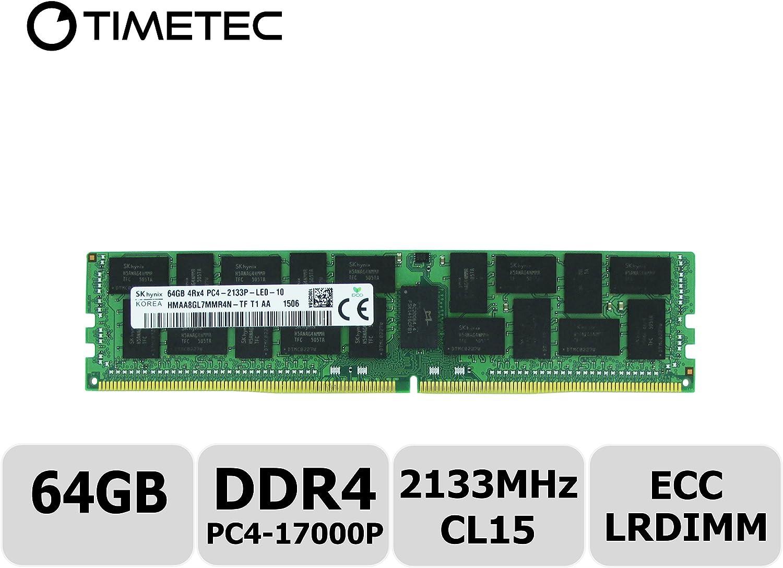 Hynix HMAA8GL7MMR4N-TF 64GB DDR4-2133 ECC LRDIMM Server Memory