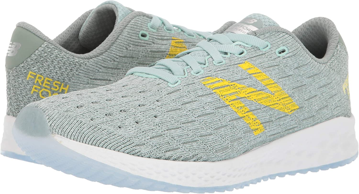 New Balance Womens Zante Pursuit V1 Fresh Foam Running Shoe: Amazon.es: Zapatos y complementos