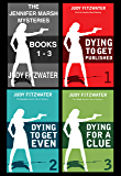 The Jennifer Marsh Mysteries Box Set Books 1-3