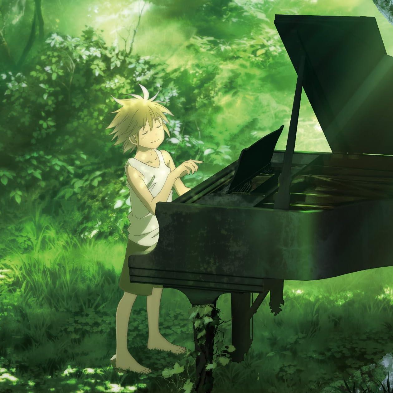 ピアノの森 Ipad壁紙 一ノ瀬 海 いちのせ かい アニメ スマホ用画像