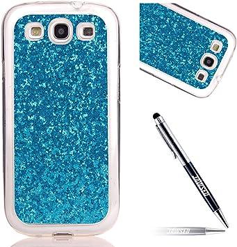 Carcasa Samsung Galaxy S3 neo, Funda Samsung Galaxy S3 neo, JAWSEU Samsung Galaxy S3 neo i9300