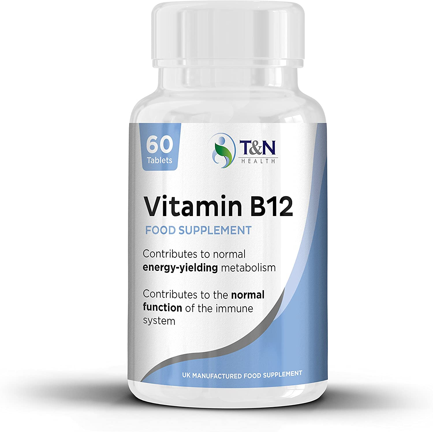 Vitamin B12 Tablets - Suitable for Vegetarians and Vegans Requiring Sublingual  B12 Supplementation: Amazon.co.uk: Health & Personal Care