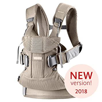 Babybjörn Baby Carrier One Air 3d Mesh Greige 2018 Edition
