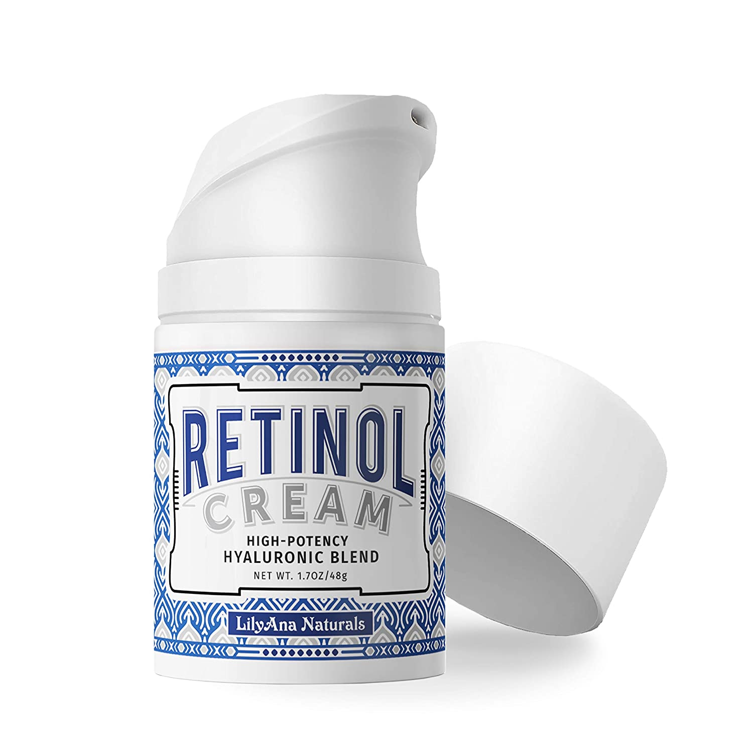 LilyAna Naturals Retinol Cream for Face