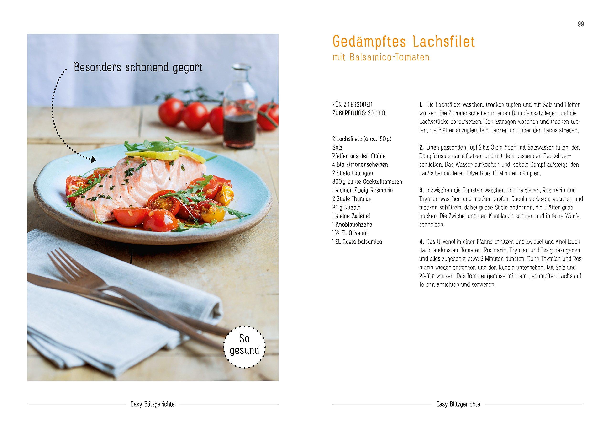 Schnelle Küche: Rezepte für jeden Tag: Amazon.de: ZS-Team: Bücher