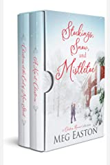 Stockings, Snow, and Mistletoe: A Christmas Romance Collection Kindle Edition