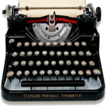 TYPING MACHINE KEYBOARD