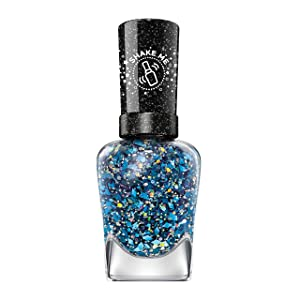 Sally Hansen Miracle Gel Nail Color, Oy To The World, 0.5 Fl Oz