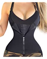 Gotoly Curves Shapers Adjustable Straps Body Shaper Waist Cincher Tank Top