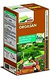 Cuxin BIO Naturdünger mit 3 Monaten Langzeitwirkung   Gemüsedünger   Orgasan ideal für Gemüse   1,5kg   NPK 6-6-9
