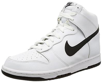 sale retailer 7cc71 f2670 ... shop nike dunk hi mens shoes white black 904233 103 9.5 dm 9046f 53c69