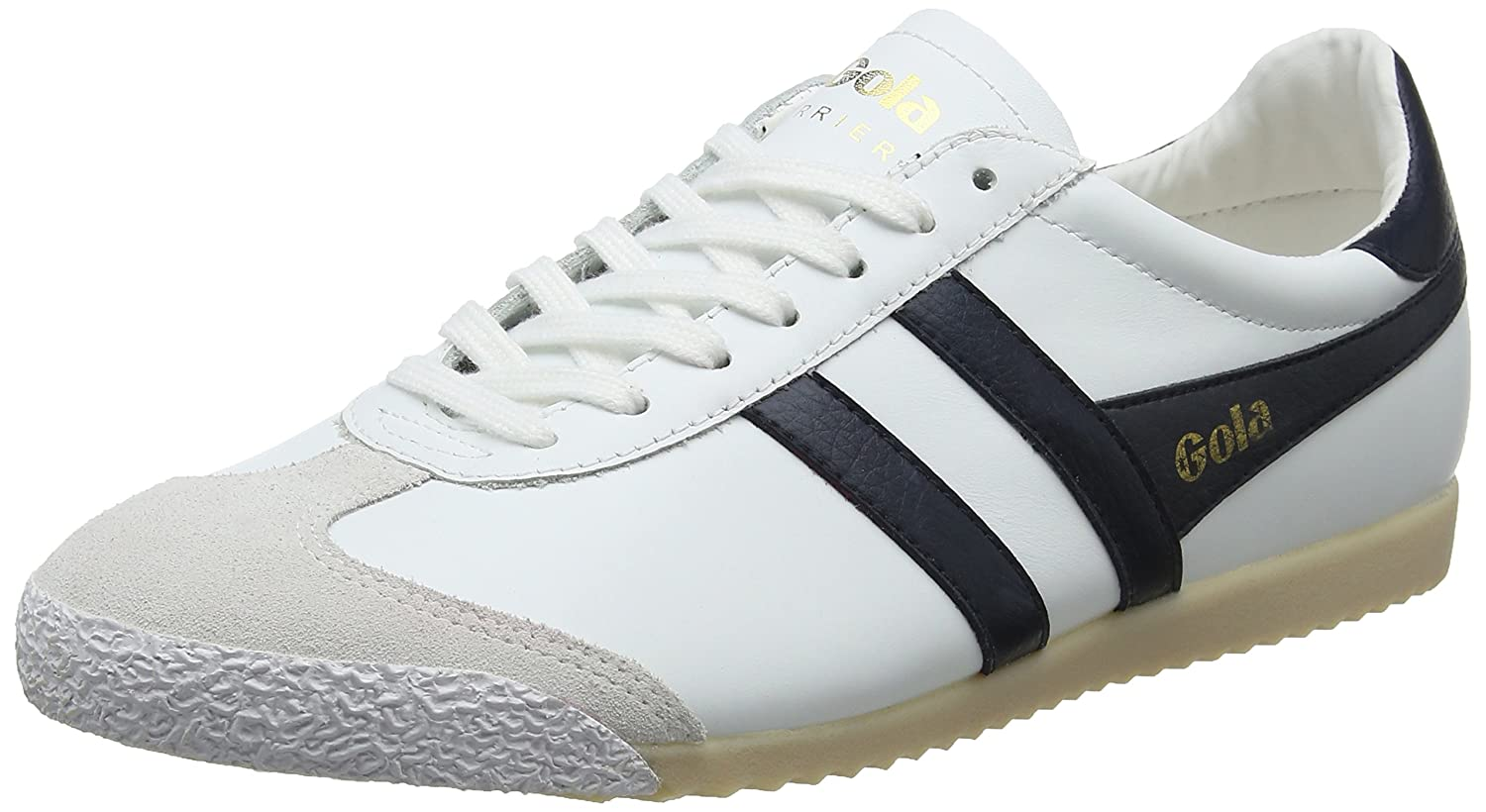 Gola Herren Harrier 50 Leather Turnschuhe