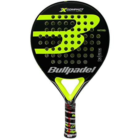Pala de pádel Bullpadel X-Compact LTD Yellow: Amazon.es: Deportes ...