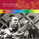 Pierre Monteux:Decca & Philips Aufnahmen 1956-1964