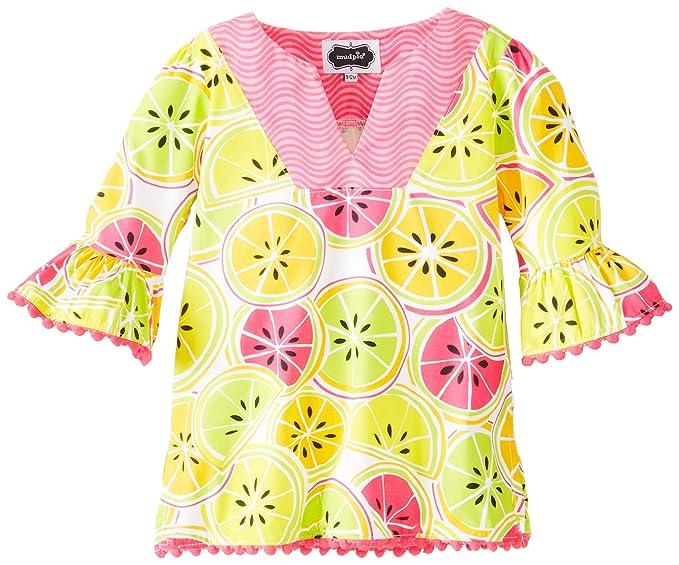 f25391bcf2 Amazon.com  Mud Pie Girls  Baby-Newborn Citrus Cover Up