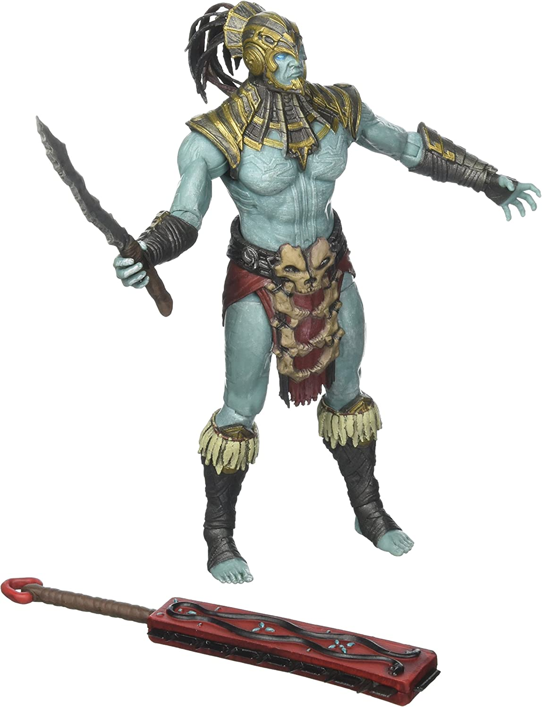 Mortal Kombat X Kotal Kahn MEZCO SERIE 2 Figura
