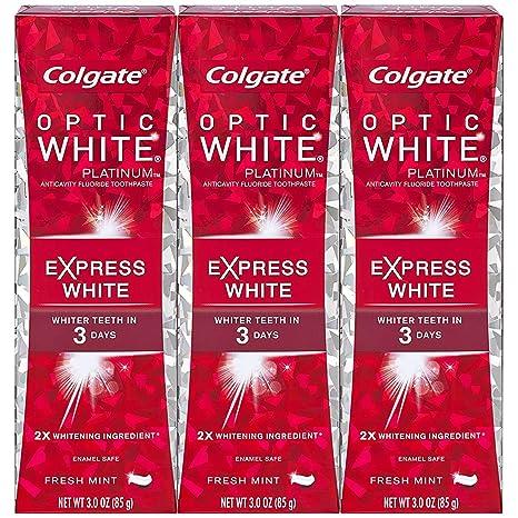 Colgate Optic White Express White Whitening Toothpaste